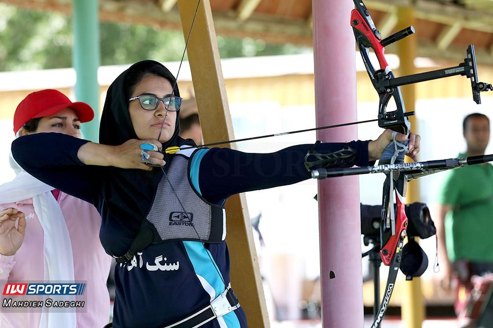 تمرین تیم ملی تیراندازی با کمان ریکرو بانوان در کیش 9 گزارش تصویری تمرین تیم ملی تیراندازی با کمان در جزیره کیش