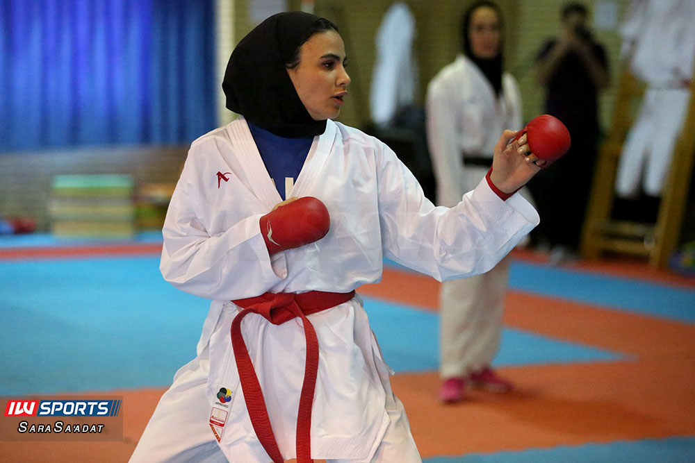 سهمیه المپیک سارا بهمنیار روی هوا | رزیتا علیپور امیدوار به کسب سهمیه