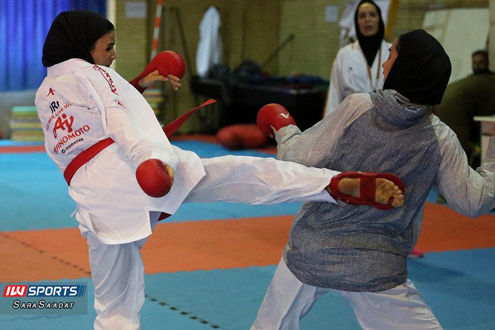 تمرین تیم ملی کاراته بانوان 21 گزارش تصویری تمرین تیم ملی کاراته زنان در آکادمی ملی المپیک