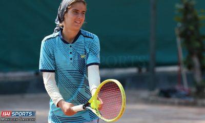 تور تنیس بانوان کیش مشکات الزهرا صفی 1 400x240 گزارش تصویری تور تنیس زیر 18 سال دختران در کیش و قهرمانی مشکات الزهرا صفی