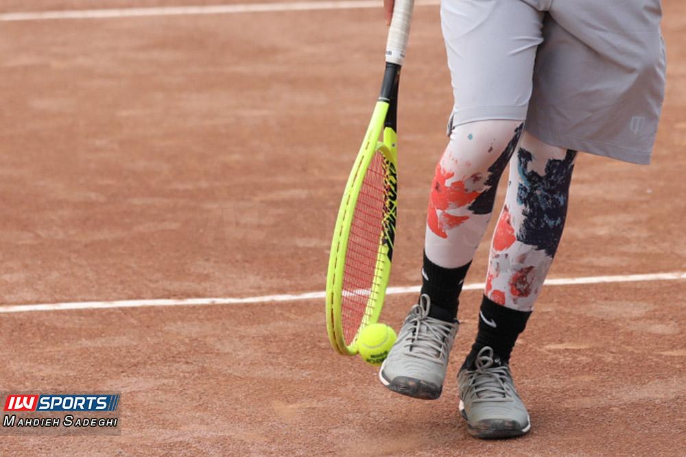تور تنیس بانوان کیش مشکات الزهرا صفی 10 گزارش تصویری تور تنیس زیر 18 سال دختران در کیش و قهرمانی مشکات الزهرا صفی