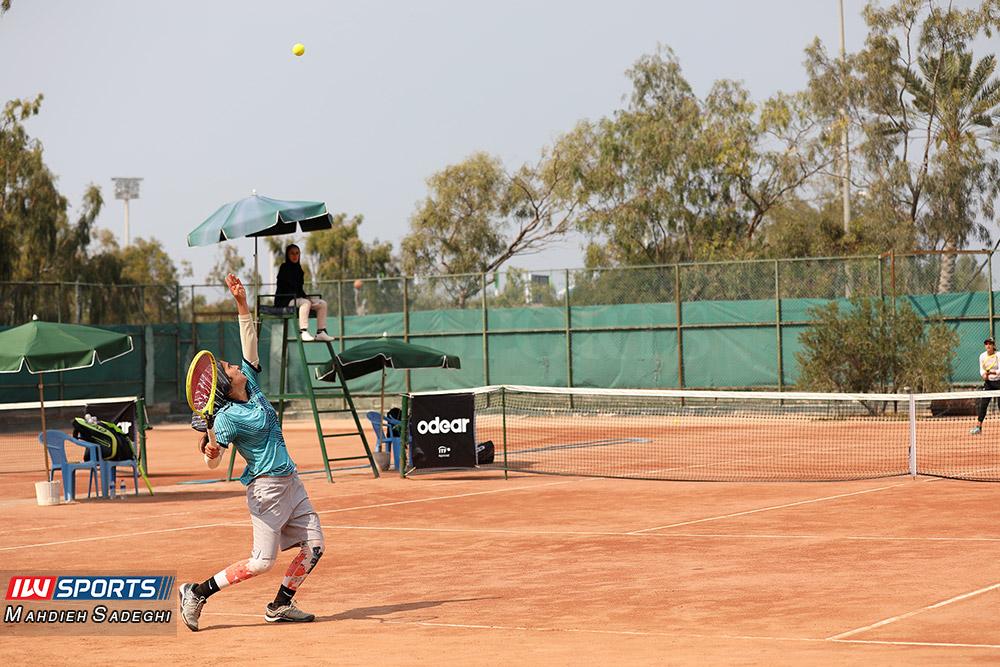 تور تنیس بانوان کیش مشکات الزهرا صفی 11 گزارش تصویری تور تنیس زیر 18 سال دختران در کیش و قهرمانی مشکات الزهرا صفی