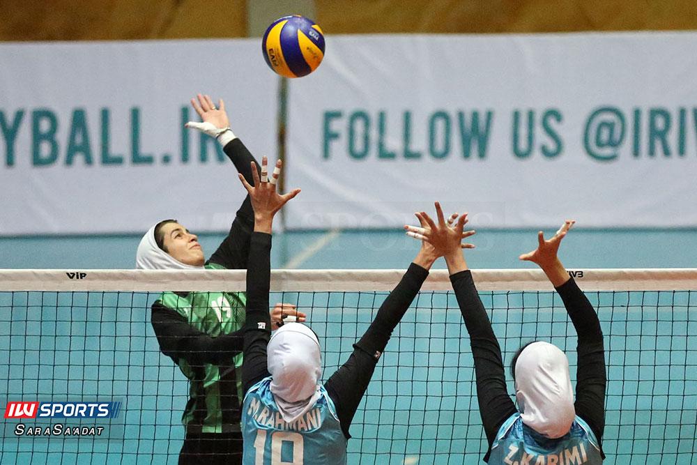 صعود پیکان و ذوبآهن به دور دوم لیگ والیبال زنان