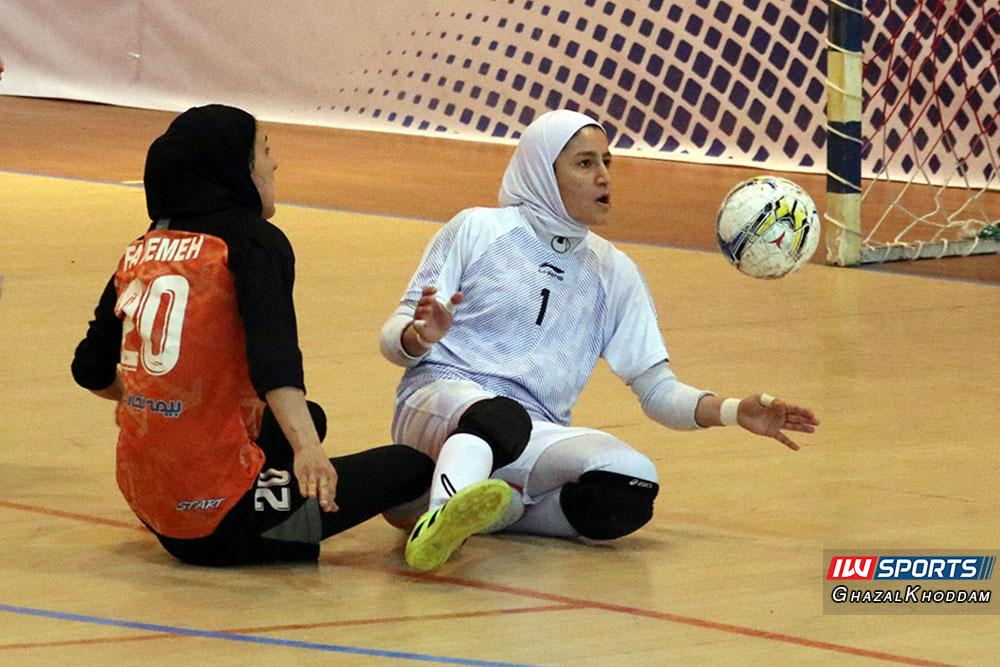 نیمه نهایی لیگ برتر فوتسال زنان؛ سوم مرداد در اهواز و رفسنجان
