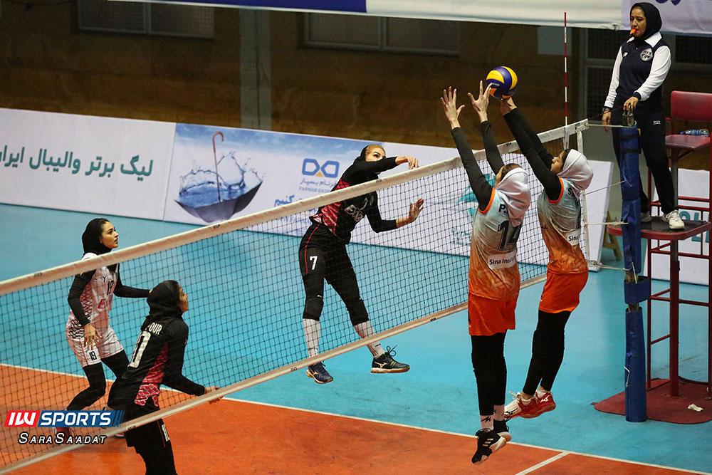 کرونا ، ترمز جام حذفی والیبال بانوان تهران را کشید