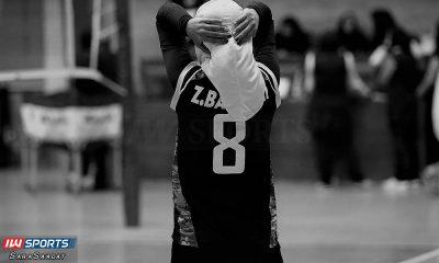 لیگ برتر والیبال بانوان اکسون و پیکان زهرا بخشی 400x240 تصاویر منتخب سال ۹۸ ورزش زنان ایران – قسمت اول