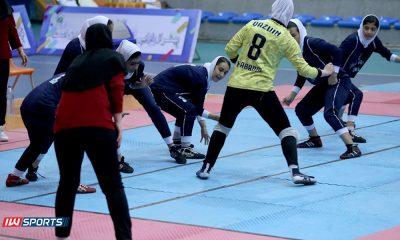 لیگ برتر کبدی بانوان در مشهد 8 400x240 گزارش تصویری | دور سوم لیگ برتر کبدی بانوان در مشهد