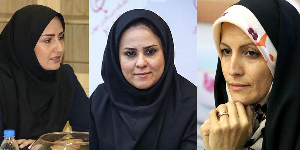همهزنان انتخابات فدراسیون فوتبال | میترا نوری، صوفی زاده، شهریاری و علیپور