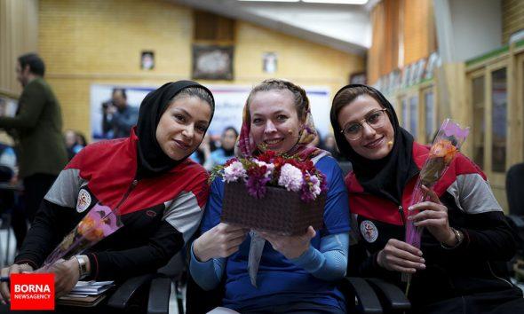 کلاس مربیگری بین المللی هندبال زنان در تهران 590x354 کلاس مربیگری درجه D جهانی هندبال در تهران آغاز به کار کرد