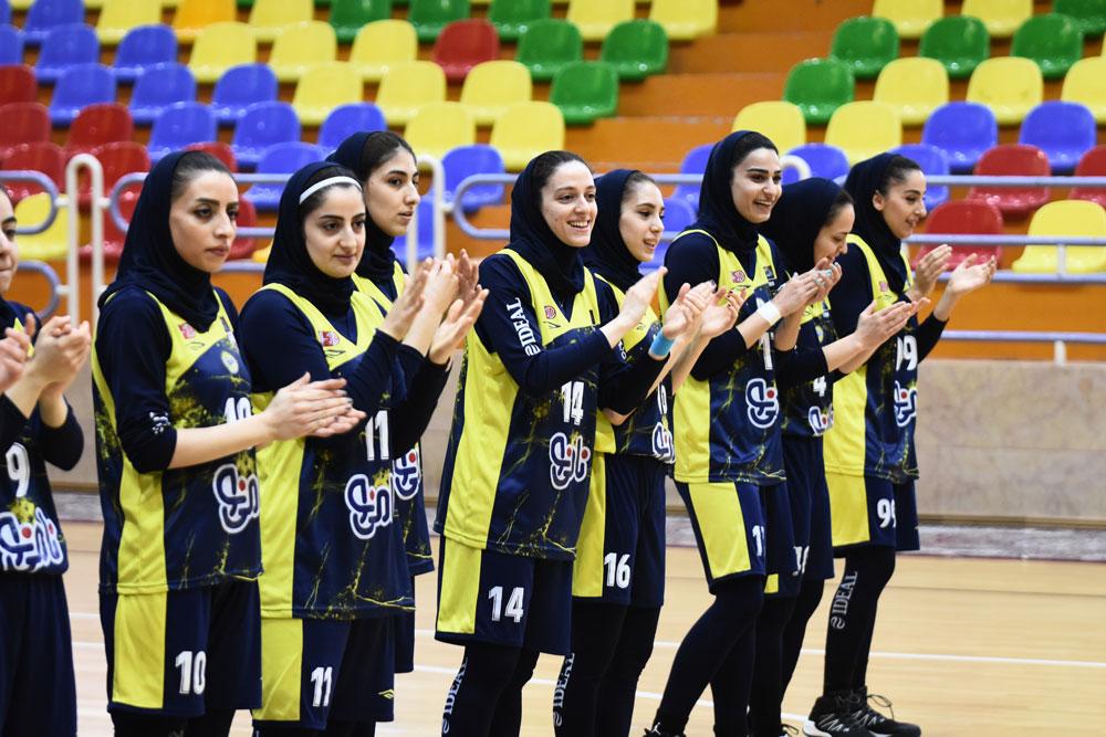 نامی نو 77 سینام مشهد 26 | پیروزی آسان بدون کاپیتان
