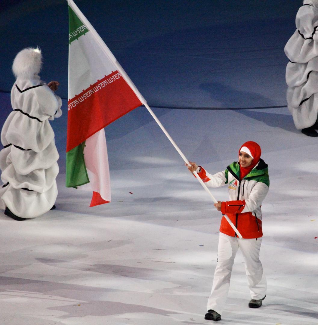 رکسانا دختران برفی ؛ رکسانا ساوه شمشکی و آرتمیس حسینی اسکی بازان ایران در المپیک جوانان
