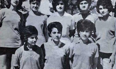 قدیمی زرگر صالح 400x240 با یاد ستارهها؛ نینا زرگر صالح و بسکتبال در سال۱۳۴۲