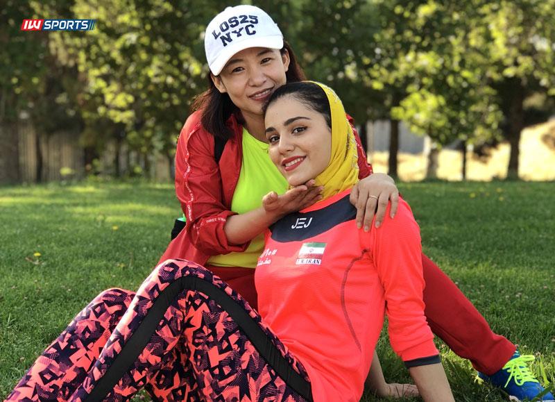 ذهنیت ستاره | مفصل و متفاوت با زهرا کیانی ؛ ستاره جهانی تالوی ایران