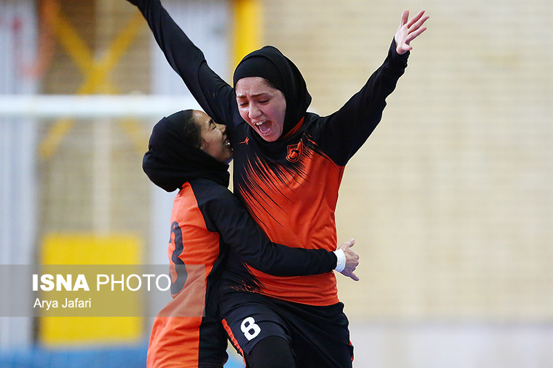 مس ۲ خراسان رضوی ۱ | صعود مس رفسنجان به فینال لیگ برتر فوتسال بانوان