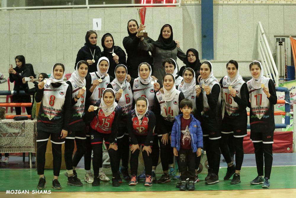 فولاد سیرجان ایرانیان ؛ مهمان جدید لیگ برتر والیبال زنان