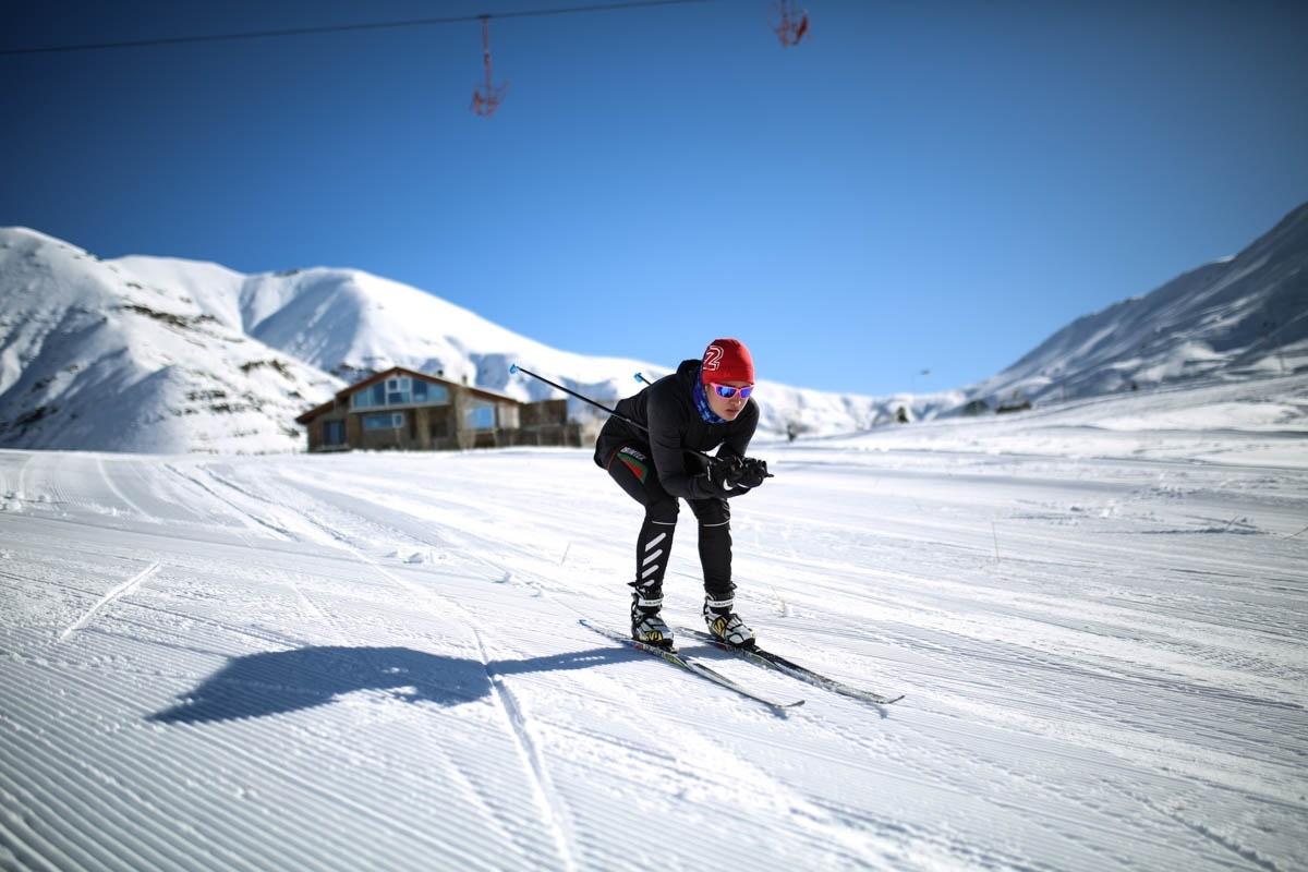 رفیق روزهای سرد | خیز سمانه بیرامی باهر برای دومین المپیک زمستانی