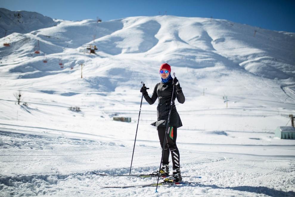 اعزام تیم ملی اسکی صحرانوردی بانوان به مسابقات جهانی آلمان