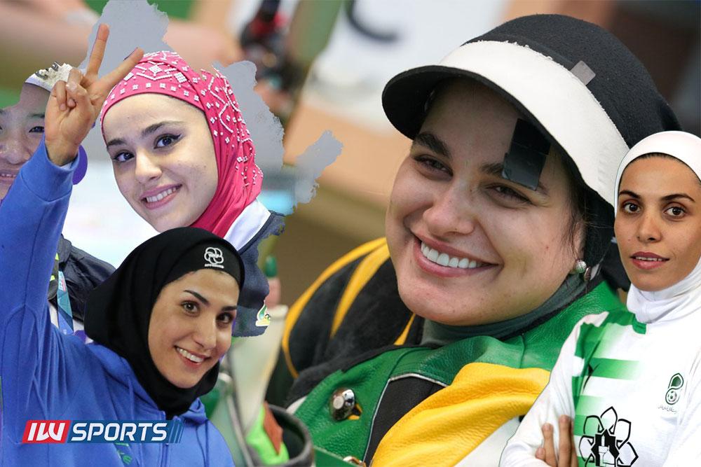 گزینش برترینهای ورزش زنان ۹۸ | ستارهها؛ یک گام نزدیک تر به نشان طلایی