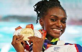 خوشحالی قهرمان دوومیدانی زنان جهان از تعویق المپیک
