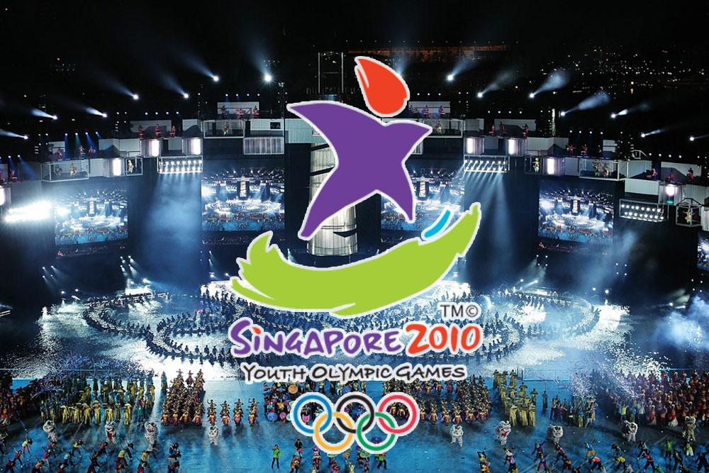 المپیک تابستانی جوانان 2010 سنگاپور