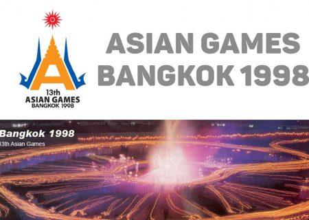 بازیهای آسیایی ۱۹۹۸ بانکوک