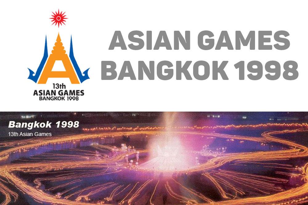 بازیهای آسیایی 1998 بانکوک