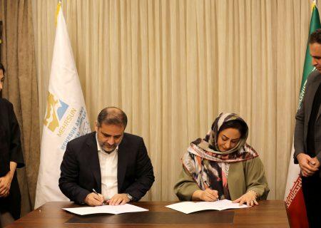 امضای تفاهم نامه همکاری بین مهرسان و رسانه تخصصی ورزش زنان