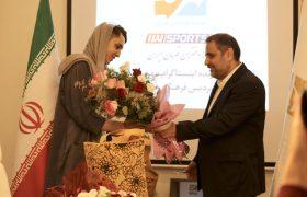 حضور مائده برهانی و مهسا صابری در پردیس فرهنگی هنری مهرسان