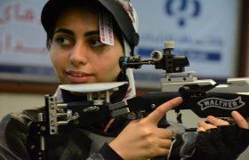 فاطمه کرم زاده در بوشهر، پلیس افتخاری شد
