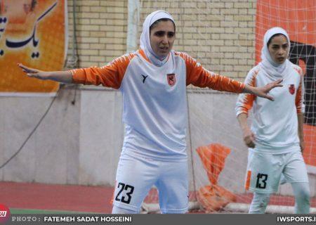 پیروزی مس رفسنجان مقابل پارس آرای شیراز