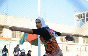 زهرا نجفی ؛ دختری از خرم آباد با رویای المپیک