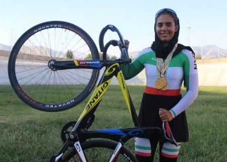 ستاره زرگر: برای دختران دوچرخه سوار در جاده مزاحمت ایجاد میکنند