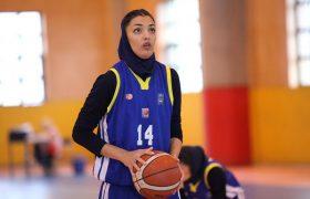 گل محمدی: پاسخ خوبی به انتظارات خواهم داد   بسکتبال کردستان حمایت نمیشود