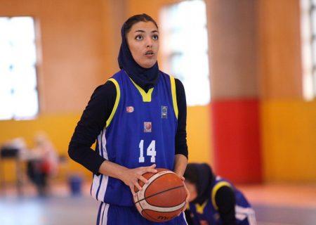 گل محمدی: پاسخ خوبی به انتظارات خواهم داد | بسکتبال کردستان حمایت نمیشود