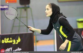 پیروزی آکادمی ایران زمین برابر مدافع عنوان قهرمانی لیگ بدمینتون