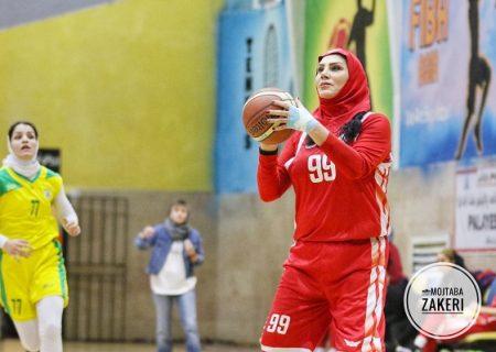 تینا عیساییان به تیم بسکتبال مهرام پیوست