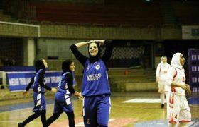 سحر نجفی با مهرام به لیگ بسکتبال باز میگردد