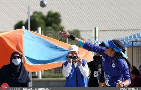 همراه با سپیده توکلی در مرحله دوم دوومیدانی باشگاههای کشور