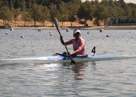 گیلان قهرمان مسابقات آبهای آرام قهرمانی کشور شد