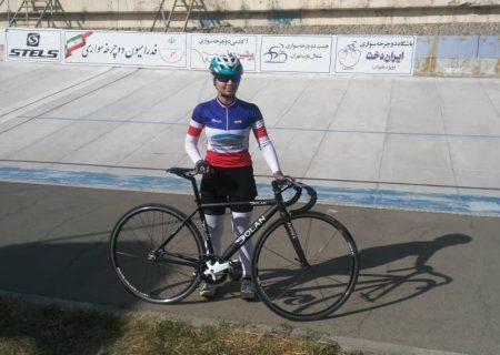 لیلا حیدری: در تمرینات رکورد ۳۸.۵۰ را زده بودم