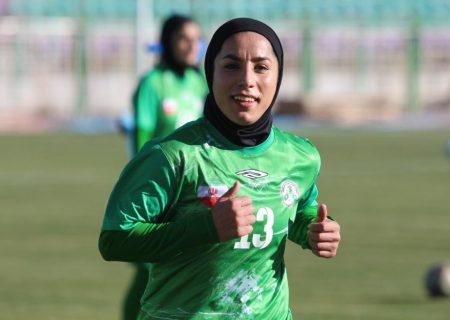 پروین فرهادی به لیگ برتر فوتبال باز میگردد