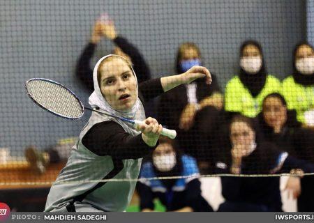 نگین امیری پور: سهمیه المپیک ثریا آقایی، امید را به بدمینتون ایران تزریق کرد