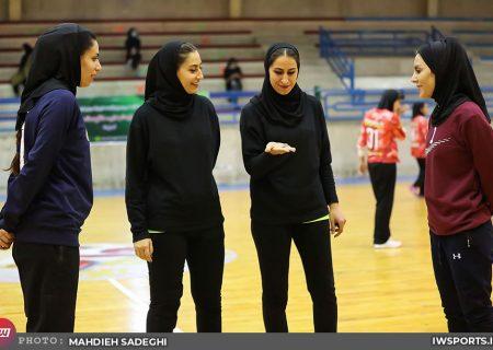 نظرات مربیان پرسپولیس و کربنات فیروزآباد پس از اولین تقابل هندبالی