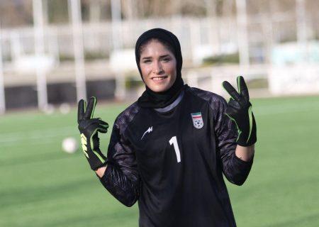 فسخ قرارداد زهرا خواجوی | میخواهم به تیمی بروم که آرامش داشته باشم