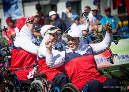 هفته پارالمپیک   دخترانی برای درخشش در پشت ابرها (تصاویر)