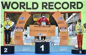 رکورد دو نیمه ماراتن جهان در اختیار یک مادر