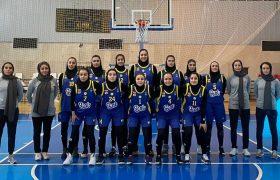 نامی نو 88 گاز تهران 32 | پیروزی آسان با درخشش مژگان خدادادی