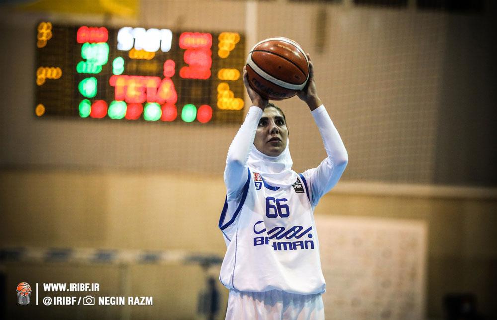 روزهای سخت گروه بهمن در لیگ بسکتبال   از اسب افتادههای از اصل نیفتاده