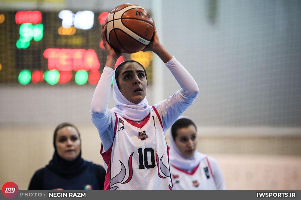 پیروزی نارسینا برابر سپهرداد در نخستین بازی دور رفت پلی آف