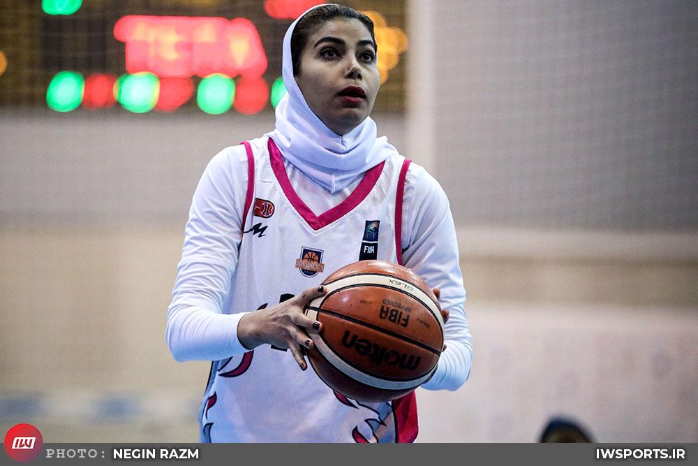 نارسینا 84 سینام مشهد 54 | نارسینا با پیروزی به استقبال مهرام رفت